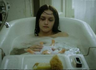olivia cooke topless in bathtub in the quiet ones 9702 1