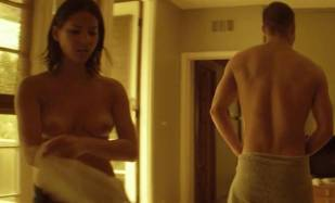 olivia munn topless adds the magic in magic mike 8094 11