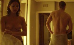 olivia munn topless adds the magic in magic mike 8094 12