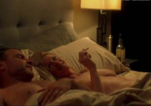paula malcomson topless in bed on ray donovan 1414 1