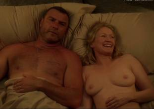 paula malcomson topless in bed on ray donovan 1414 10