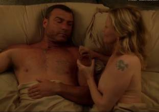 paula malcomson topless in bed on ray donovan 1414 12