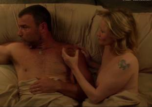 paula malcomson topless in bed on ray donovan 1414 13