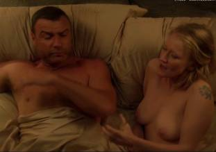 paula malcomson topless in bed on ray donovan 1414 14