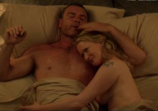 paula malcomson topless in bed on ray donovan 1414 18