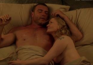 paula malcomson topless in bed on ray donovan 1414 19