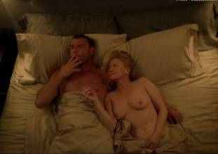 paula malcomson topless in bed on ray donovan 1414 4