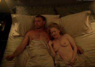paula malcomson topless in bed on ray donovan 1414 6