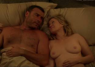 paula malcomson topless in bed on ray donovan 1414 8