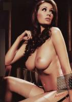 peta todd nude for her official calendar 1683 11