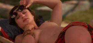 rachel weisz topless for tan in stealing beauty 6021 8