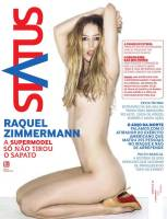 raquel zimmermann nude top to bottom in status magazine 1730 1