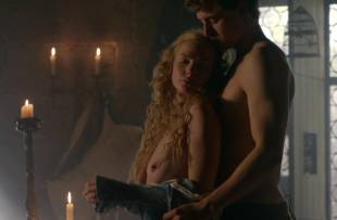 rebecca ferguson nude scenes from the white queen 3632 1