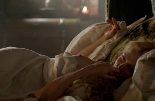 rebecca ferguson nude scenes from the white queen 3632 12