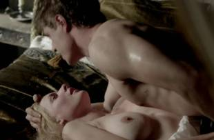 rebecca ferguson nude scenes from the white queen 3632 18