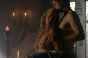 rebecca ferguson nude scenes from the white queen 3632 2