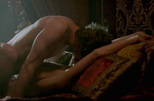 rebecca ferguson nude scenes from the white queen 3632 22