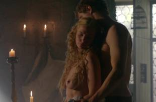 rebecca ferguson nude scenes from the white queen 3632 3