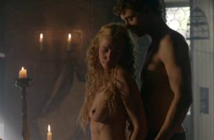 rebecca ferguson nude scenes from the white queen 3632 4