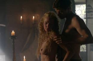 rebecca ferguson nude scenes from the white queen 3632 5