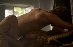 rebecca ferguson nude scenes from the white queen 3632 6