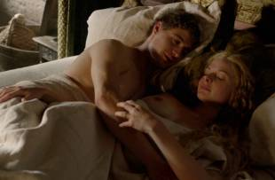 rebecca ferguson nude scenes from the white queen 3632 8