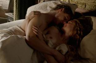 rebecca ferguson nude scenes from the white queen 3632 9