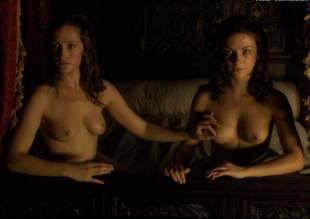 rebecca friberg fiona ryan topless on the tudors 1306 1