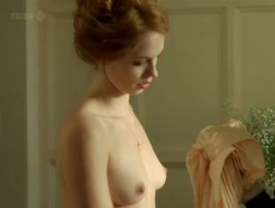 rebecca hall topless for a bath in parade end 2662 10