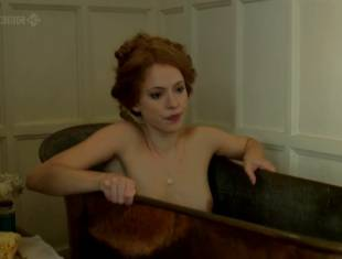rebecca hall topless for a bath in parade end 2662 15