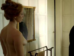 rebecca hall topless for a bath in parade end 2662 17