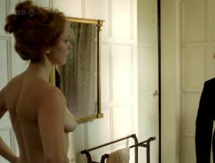 rebecca hall topless for a bath in parade end 2662 18