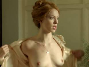 rebecca hall topless for a bath in parade end 2662 2