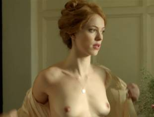 rebecca hall topless for a bath in parade end 2662 3