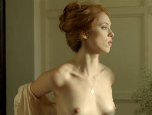 rebecca hall topless for a bath in parade end 2662 4