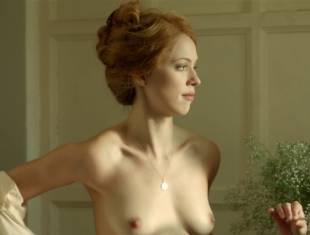 rebecca hall topless for a bath in parade end 2662 5