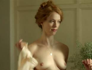rebecca hall topless for a bath in parade end 2662 6