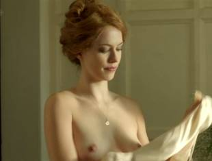 rebecca hall topless for a bath in parade end 2662 7