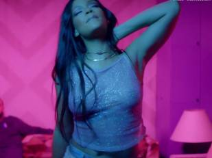 rihanna bare breasts star in work music video with drake 7062 22