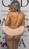 rihanna breasts and ass bared adorned in crystals 1461 10