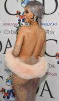 rihanna breasts and ass bared adorned in crystals 1461 8