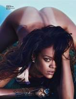 rihanna nude ass bared for summer in lui 5260 4