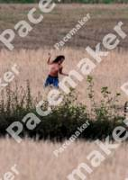 rihanna topless in the fields of northern ireland 3825 3
