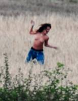 rihanna topless in the fields of northern ireland 3825 4