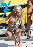 riley steele breast slips out filming piranha 3d 5202 6