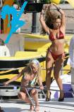 riley steele breast slips out filming piranha 3d 5202 7