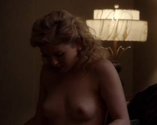 rose mciver topless and shy on masters of sex 5219 2