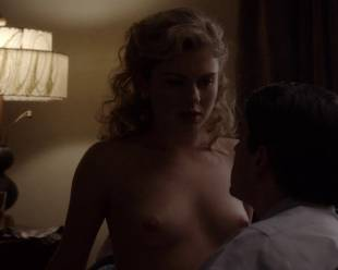 rose mciver topless and shy on masters of sex 5219 20
