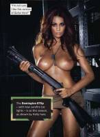 rosie jones holly peers india reynolds topless with big guns 3589 3