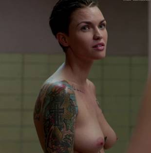 ruby rose nude in orange is new black 3240 21